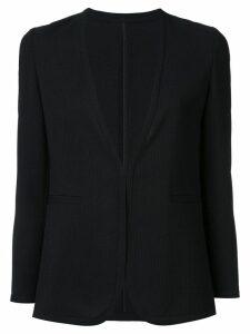 Tomorrowland woven blazer - Black