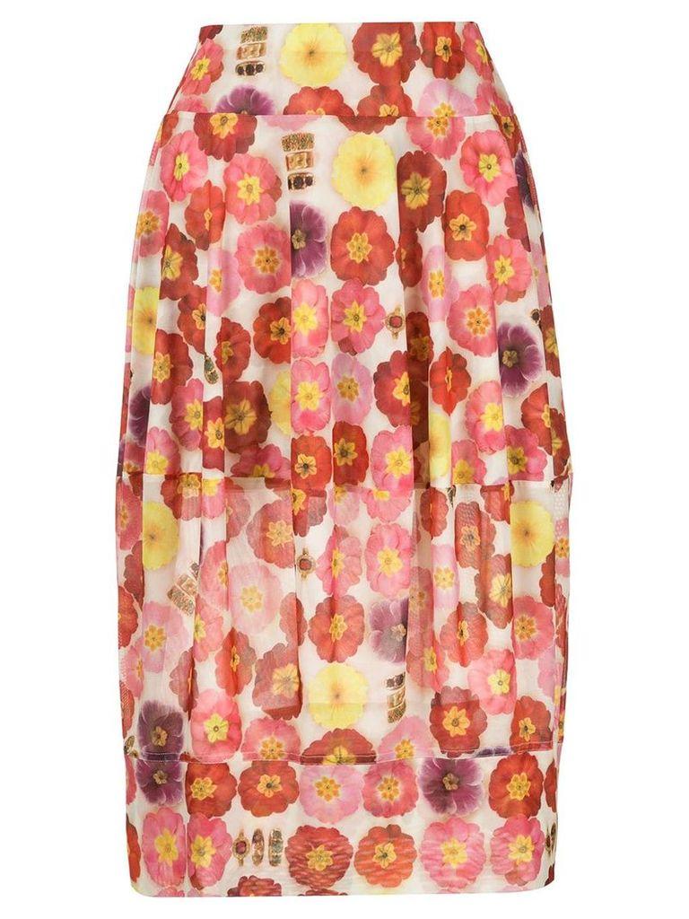 Molly Goddard Mia skirt - Multicolour
