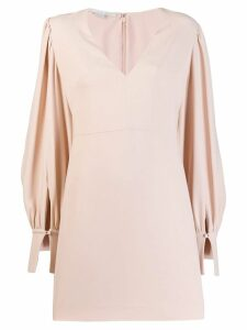Stella McCartney Linda mini dress - Pink