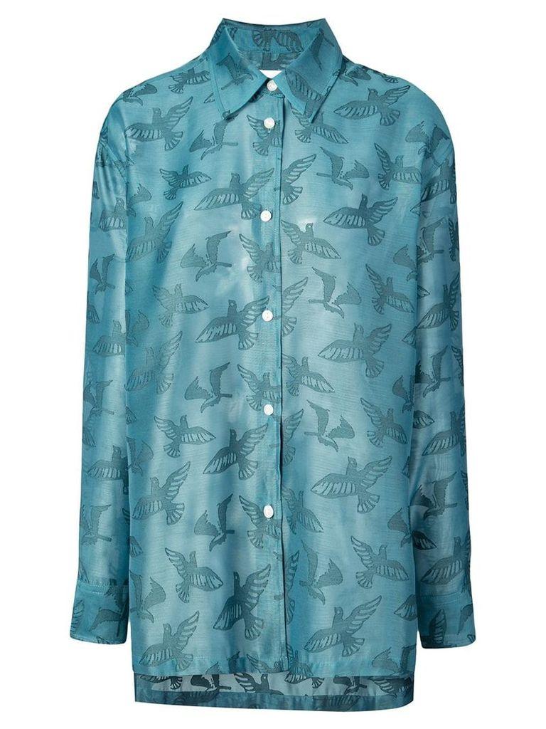 Wood Wood Carol shirt - Green