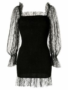 Alice Mccall After Dark mini dress - Black