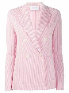 Harris Wharf London candy striped blazer - Pink