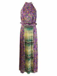 Raquel Diniz Aiko dress - Purple