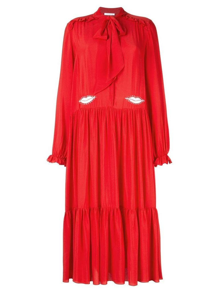 Vivetta Pianoro dress - Red