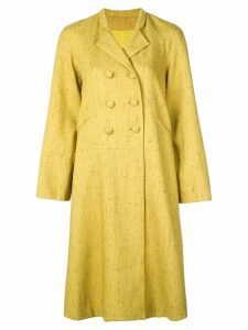 Rosie Assoulin double breasted coat - Green