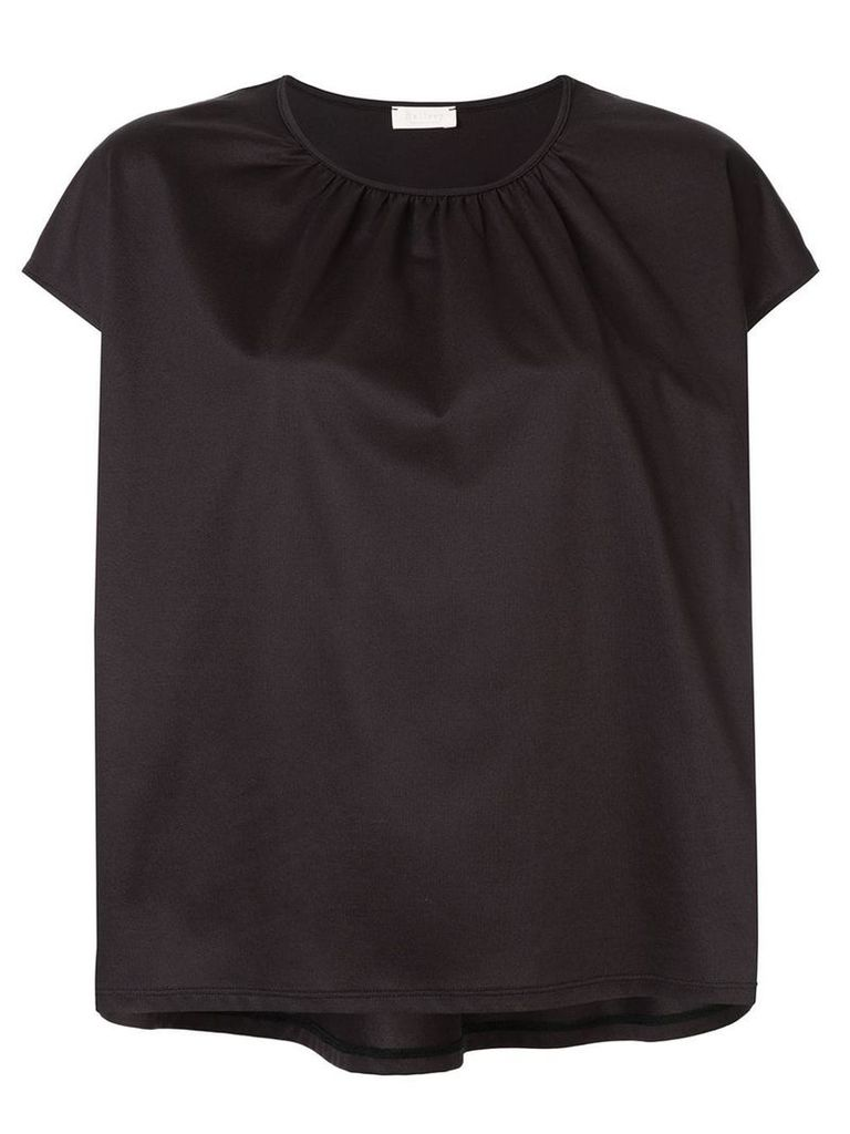 Ballsey short sleeve blouse - Black