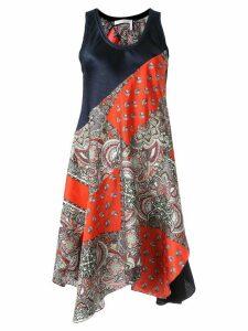 Chloé paisley print tank dress - Multicolour
