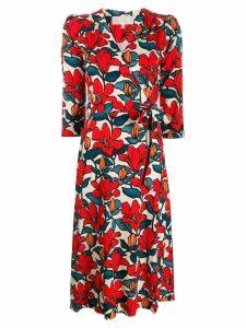 Goat Glenda dress - Red