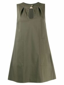 Blanca Goccia dress - Green