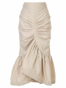 Alice Mccall Surrender skirt - Brown