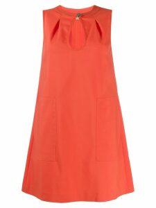 Blanca Goccia dress - Orange
