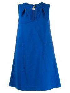 Blanca Goccia dress - Blue