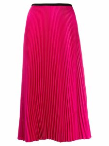 Blanca pleated skirt - Pink