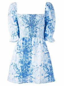 Reformation Cerise dress - Blue