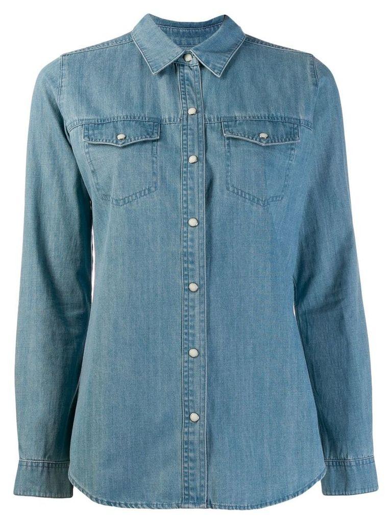J Brand classic denim shirt - Blue