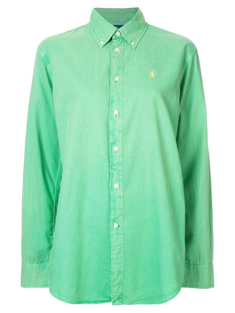 Polo Ralph Lauren simple shirt - Green