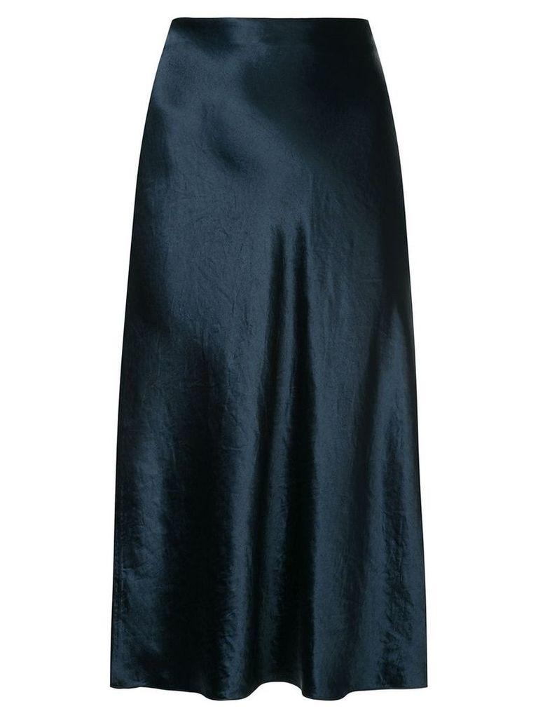 Vince high waisted skirt - Blue