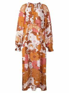 Dodo Bar Or Renne long dress - Brown