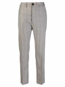Vivienne Westwood Anglomania George houndstooth pattern trousers -