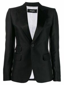 Dsquared2 classic tuxedo blazer - Black