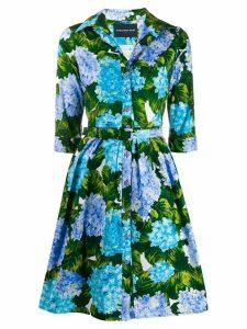Samantha Sung Audrey dress - Blue