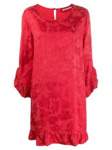 Guardaroba loose fitting dress - Red