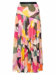 Ginger & Smart Chroma skirt - Multicolour