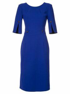 Ginger & Smart Suffuse dress - Blue
