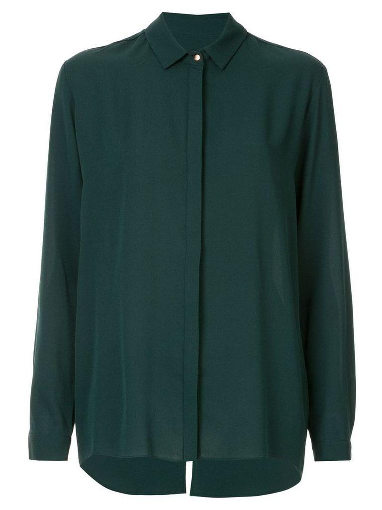 GINGER & SMART Secret Vice shirt - Green