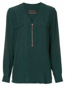 Ginger & Smart Secret Vice blouse - Green