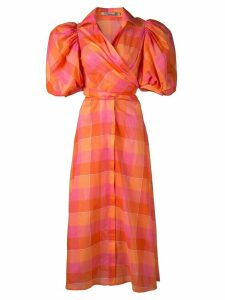 Silvia Tcherassi Perth dress - Orange
