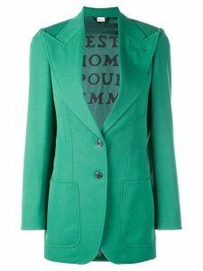 Gucci tailored blazer - Green