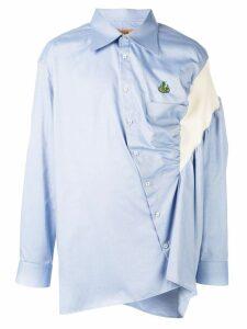 Andreas Kronthaler For Vivienne Westwood Business shirt - Blue