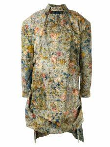Andreas Kronthaler For Vivienne Westwood Kabul dress - Multicolour