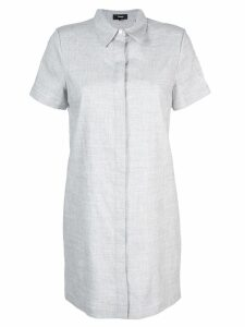 Theory classic shirt dress - Grey