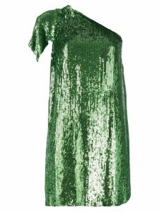 P.A.R.O.S.H. sequinned dress - Green