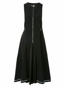 Haculla A-line midi dress - Black
