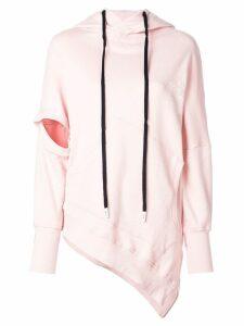 Haculla cut out sweatshirt - Pink