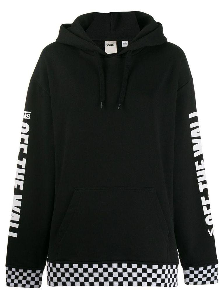 Vans hooded sweatshirt - Black