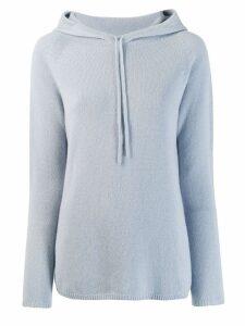 'S Max Mara Meris cashmere hoodie - Blue