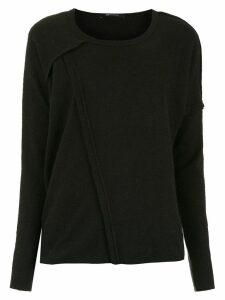 Uma Raquel Davidowicz Astrid sweater - Black
