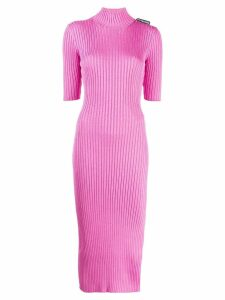 Balenciaga fitted dress - Pink