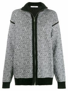 Givenchy 4G knitted cardigan - Black