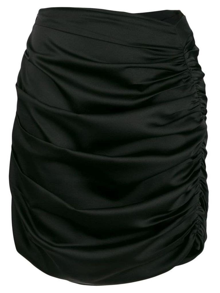 Nineminutes The Curling Skirt - Black