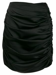 Nineminutes The Curling Skirt - Black