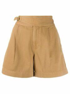 Polo Ralph Lauren wide-leg shorts - Neutrals