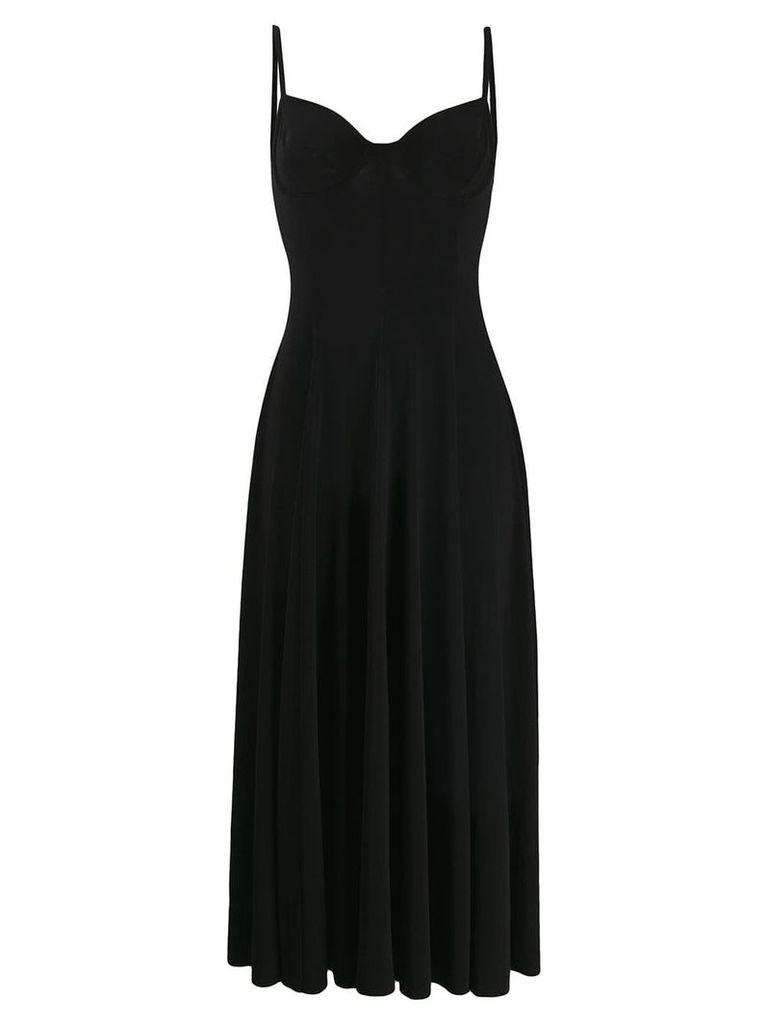 Norma Kamali evening dress - Black