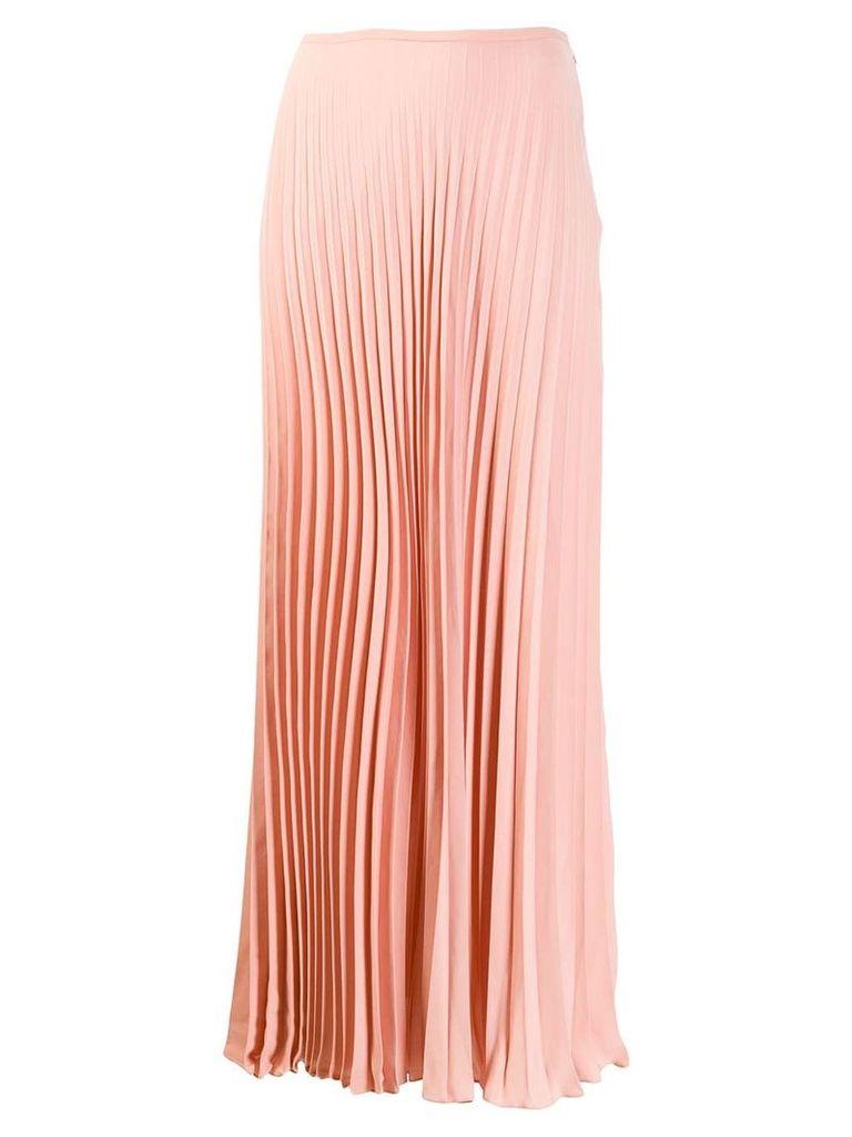 Noon By Noor pleated Billie skirt - Neutrals