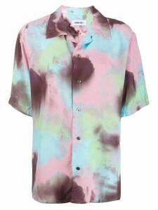 Ambush tie-dye print shirt - Pink