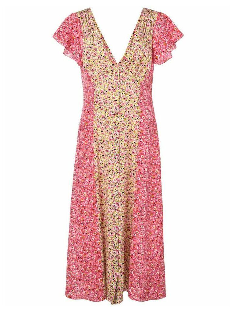 Cinq A Sept Jessica dress - Pink
